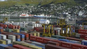 The ship was detained at Lyttleton Harbour. (Photo / File)