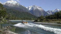 Person dies in jet boat crash in Fiordland