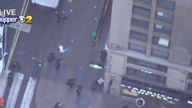 Multiple people shot and wounded in NY