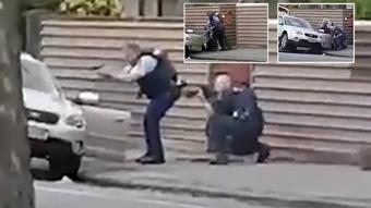 'I've got a bomb': Police Minister reveals details of alleged gunman's arrest