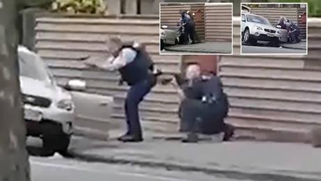 'I've got a bomb': Police Minister Stuart Nash reveals details of alleged Christchurch gunman's arrest