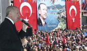 Recep Erdogan has made inflammatory comments at rallies in the past few days. (Photo / AP)