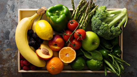 Why 10 portions of fruit and vegetables a day isn't as hard as you might think
