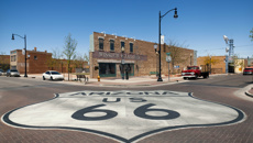 Mike Yardley: Rocking through Arizona Route 66