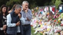A day of grieving and hope - a week on from attack