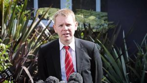 Education Minister Chris Hipkins. Photo / File.