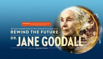 Win a double ticket to 'Rewind the Future' featuring Jane Goodall