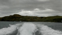 Three saved from sinking boat near Chatham Islands
