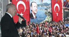 Turkish President 'whipping up a frenzy' by showing mosque shooting video