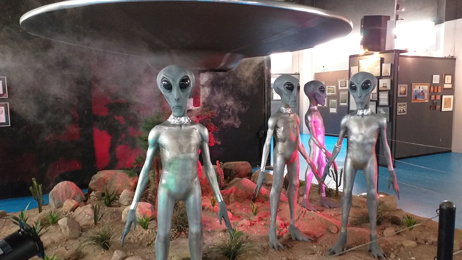 Mike Yardley: UFO-Hunting in Roswell