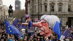 Gavin Grey: Brexit march ups the pressure on Theresa May
