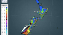 Severe wet weather to hammer New Zealand