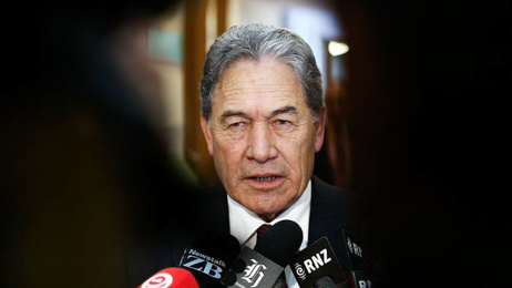 Mike's Minute: Diplomatic doormats - Winston Peters' career-defining cock up in Turkey