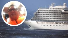 Kiwi's photos reveal carnage onboard stricken cruise ship
