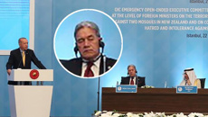 Winston Peters denies sleeping during Turkish meeting