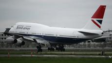 British Airways flight flies to Scotland instead of Germany