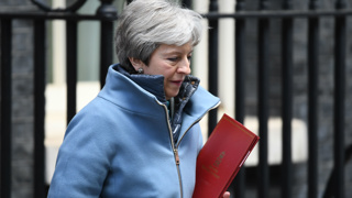Pressure mounts on May as MPs take control of Brexit debate