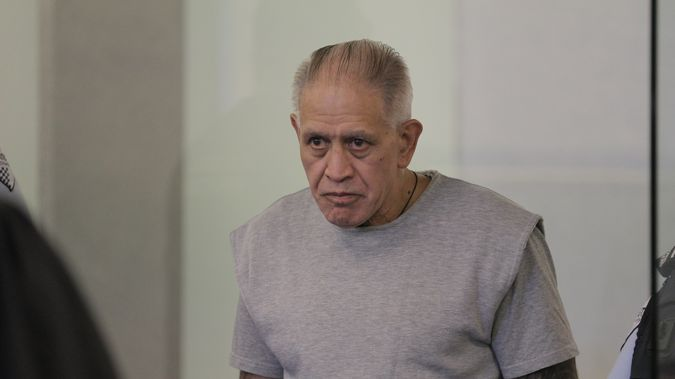 Malcolm Rewa was sentenced to life in prison today for the murder of Susan Burdett. (Photo / NZ Herald)