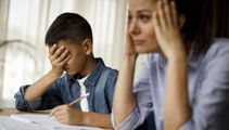 UK parents hiring tutors to help them understand kids homework