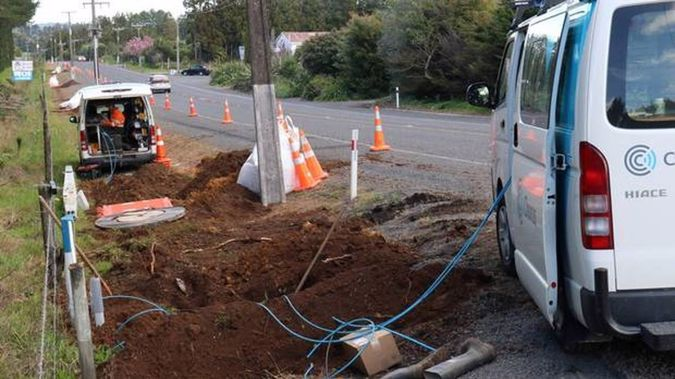 A proposal to unbundle the Chorus network has caused concern. (Photo / NZ Herald)