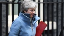 No deal for May: Brexit agreement rejected a third time