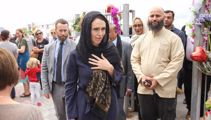 Heather du Plessis-Allan: Was PM right to wear headscarf?