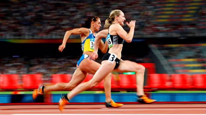 Rebecca Wardell once represented New Zealand at the Olympics. (Photo / File)