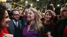 Slovakia elects first female president Zuzana Caputova