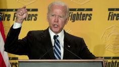 Joe Biden under fire for behaviour towards women