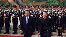Barry Soper: Jacinda Ardern's charm eases anxiety in China