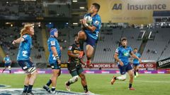 Rieko Ioane is Nigel's Back of the Week. (Photo / Getty)