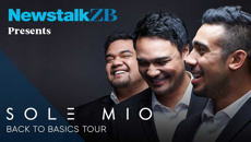 Sol3 Mio Back to Basics tour adds Wellington date and moves to Christchurch Town Hall