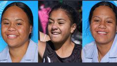 Michelle Morgan-Rangikataua, 15, Aroha Morgan-Rangikataua, 14, and Kahukura Morgan-Rangikataua, 12, died in the crash. (Photos / Supplied)