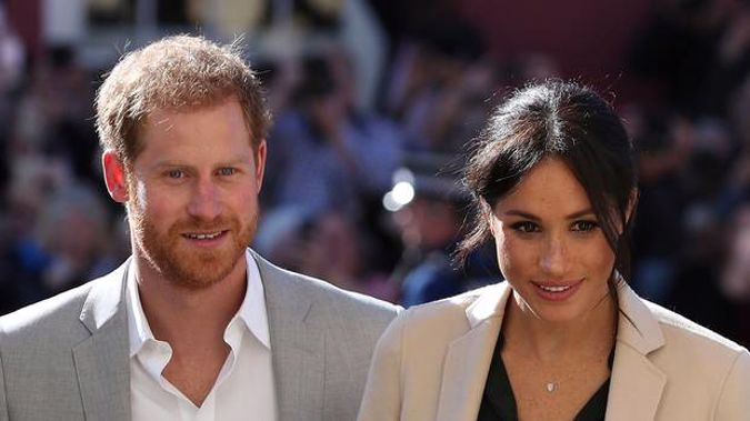 The two royals are the hot new couple on Instagram. (Photo / AP)
