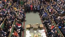 UK Parliament narrowly approves deal to avoid no-deal Brexit