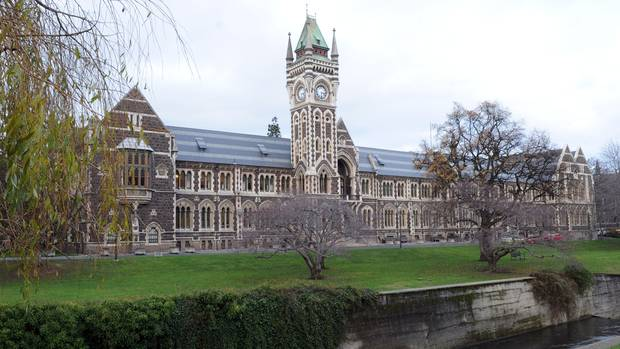 University of Otago said it had confidence in Knox College's management and was supporting the its ongoing work to improve its culture. (Photo / File)