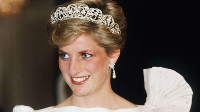 Princess Diana died in 1997 after a car crash. (Photo / Getty)