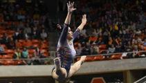 Watch: US gymnast breaks both legs during routine