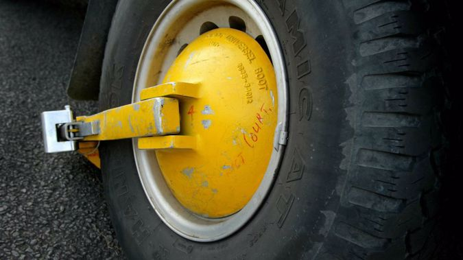Wheeling clamping laws before Parliament this week