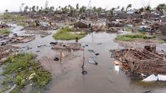Mark Mitchell: Mozambique in despair following devastating Cyclone Ida