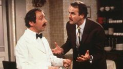 The John Cleese classic Fawlty Towers has topped the poll. (Photo / Supplied)
