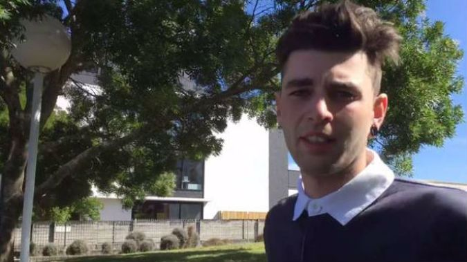 Dylan Cossey faced charges over a crash which killed three men and one woman in Hamilton. (Photo / NZH)