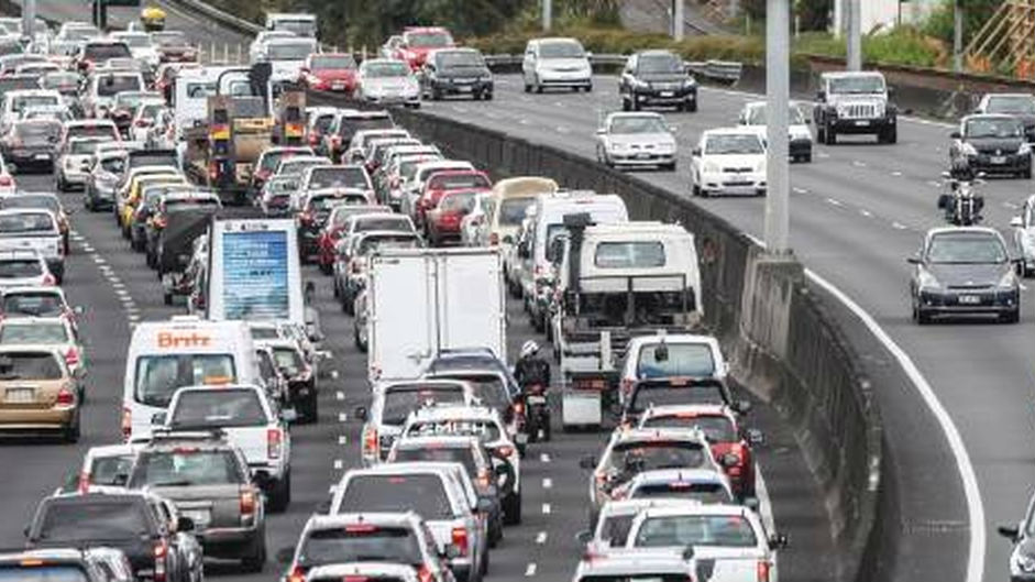 A leading climate scientist says more pressure needs to be put on the transport sector if New Zealand wants to fulfil its climate change obligations. Photo / File