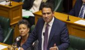 Simon Bridges says that Police are in danger of being too cautious over Anzac cancellations. (Photo / NZ Herald)