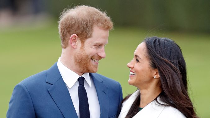 The Duke and Duchess are expecting their first child later this month. (Photo / Getty)