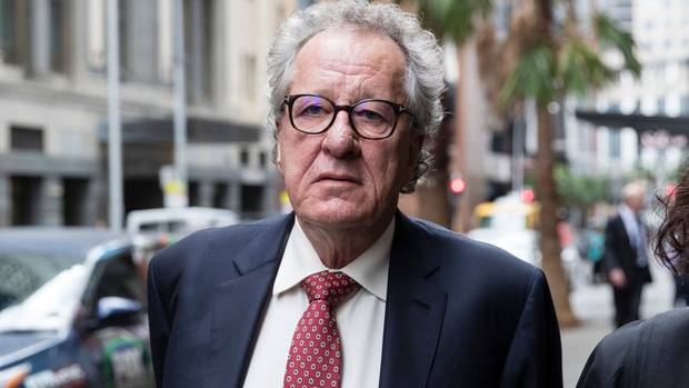 Geoffrey Rush could be in for an even bigger windfall. (Photo / AP)