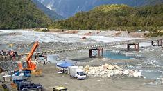 Waiho Bridge to re-open following West Coast floods