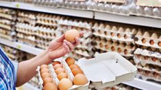 Supermarkets across the country affected by egg shortage