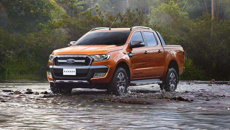 Andrew Dickens: What's wrong with Ford Ranger drivers?