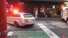 Oliver Peterson: Manhunt underway after shooting outside Melbourne nightclub